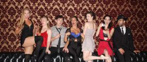 Ephemera cast partying