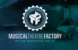 musical theatre factory logo
