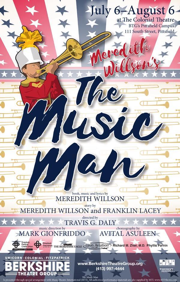 The Music Man!