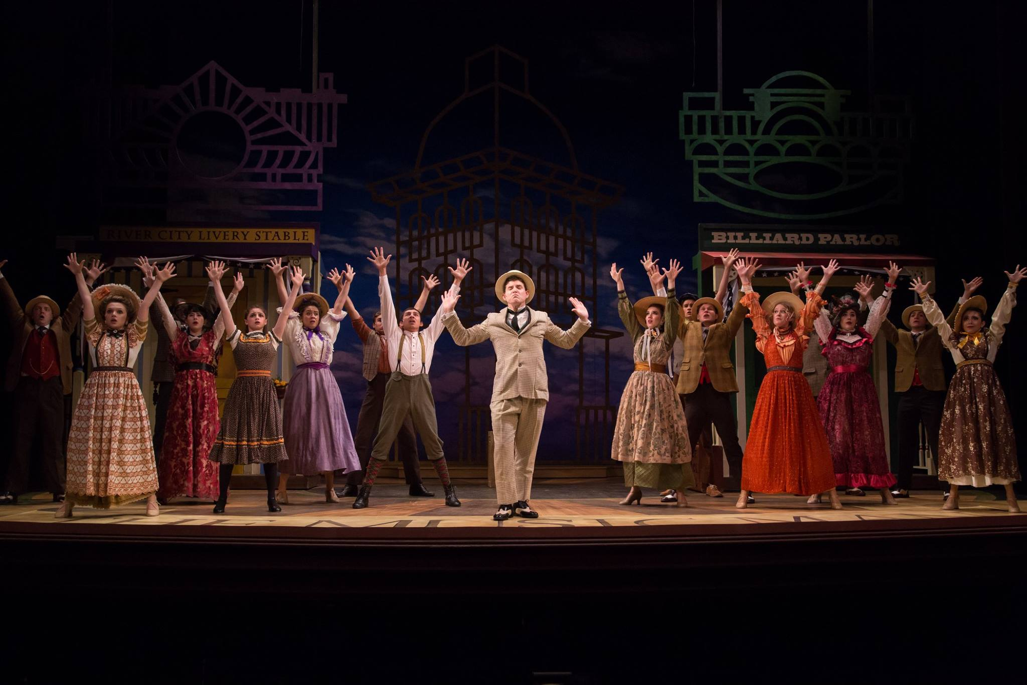 The Music Man Photo Library