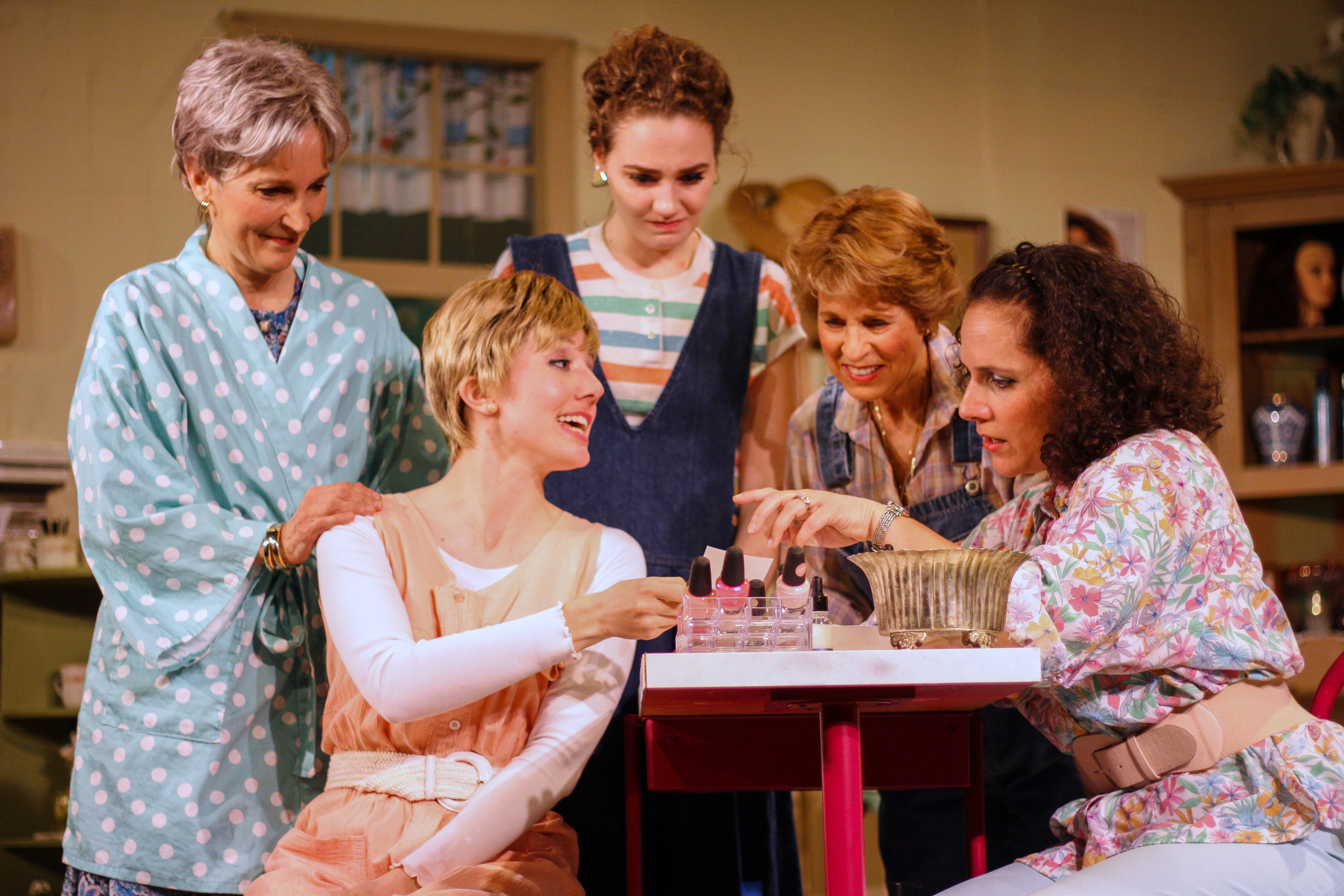 Steel Magnolias at Gallery Players 2019